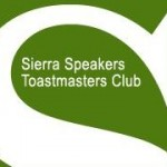 Sierra Speakers Toastmasters in Downtown San Francisco Levi's Plaza